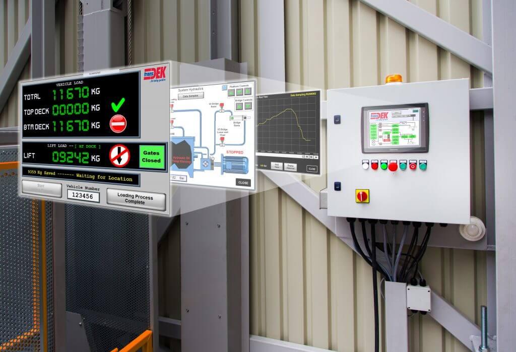 6 HMI controls scaled