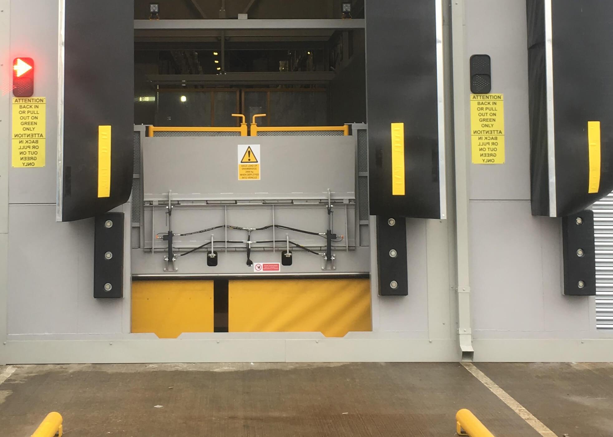 Heavy Duty bridge plate 2000kg
